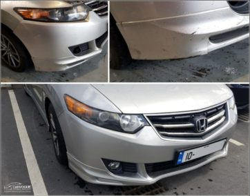 Crash Repairs - One Day Repairs North Dublin